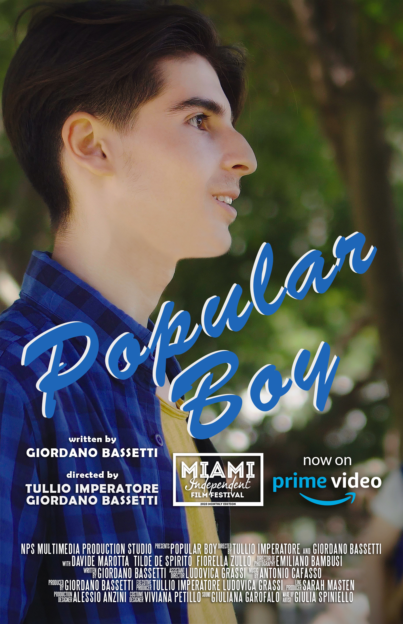 Popular Boy on FREECABLE TV