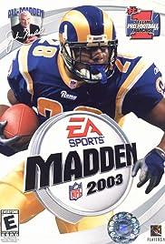 Madden NFL 2003 (Video Game 2002) - IMDb