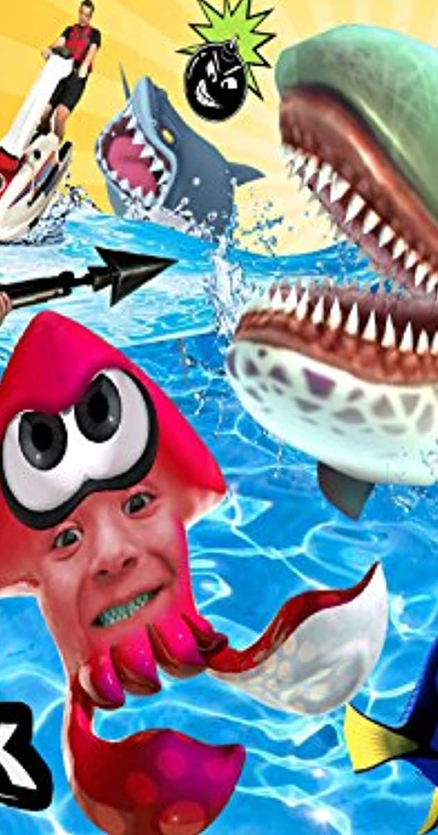 """Let's Play with FGTeeV"""" Hungry Shark World! (TV Episode 2016) - Photo  Gallery - IMDb"""
