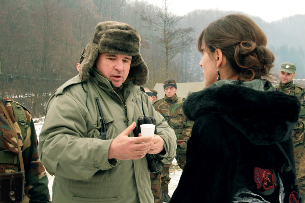 Mira Furlan and Goran Markovic in Turneja (2008)