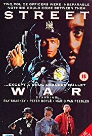 In the Line of Duty: Street War Poster