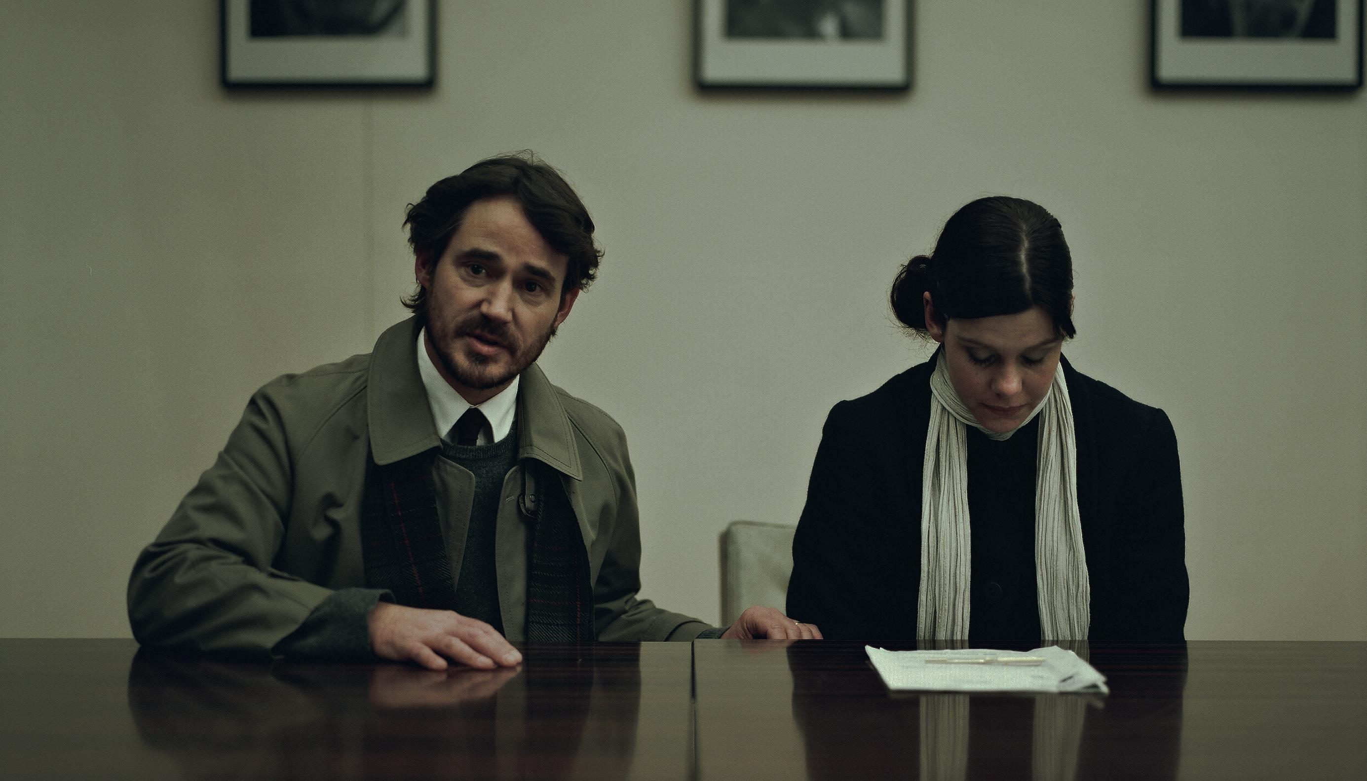 David Bark-Jones and Eliza L. Bennett in A Gentle Creature (2009)