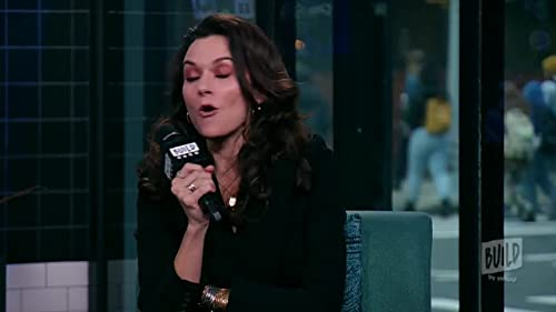 """BUILD: Hilarie Burton on Working with Pam Grier on """"A Christmas Wish"""""""