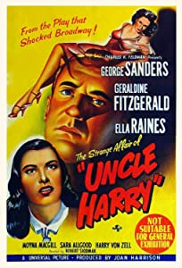Websites for downloading hd mp4 movies The Strange Affair of Uncle Harry Robert Siodmak [pixels]