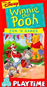 MP4 movies downloads for free Winnie the Pooh Playtime: Fun 'N Games by Karl Geurs [XviD]