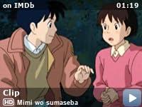Mimi Wo Sumaseba 1995 Imdb