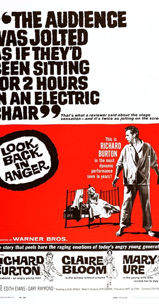 Look Back in Anger (1959) - IMDb