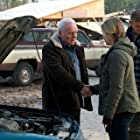 Anthony Hopkins, Julia Stiles, and Alexander Ludwig in Go with Me (2015)