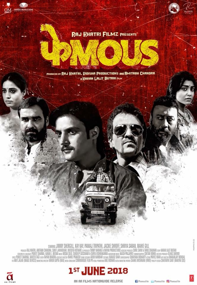 Phamous (2018) Hindi 720p BluRay x264 AC3 5.1