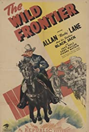 The Wild Frontier Poster