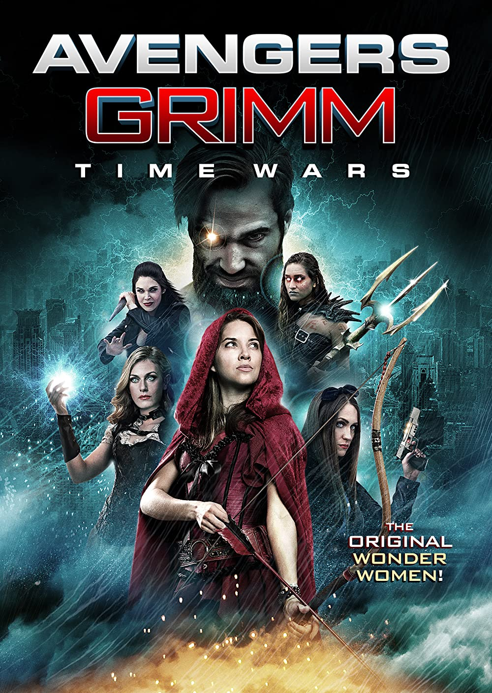 Avengers Grimm: Time Wars 2018 Hindi Dual Audio 530MB BluRay x264