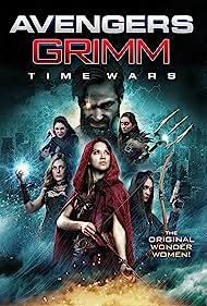Lauren Parkinson, Christina Licciardi, Marah Fairclough, and Elizabeth Eileen in Avengers Grimm: Time Wars (2018)