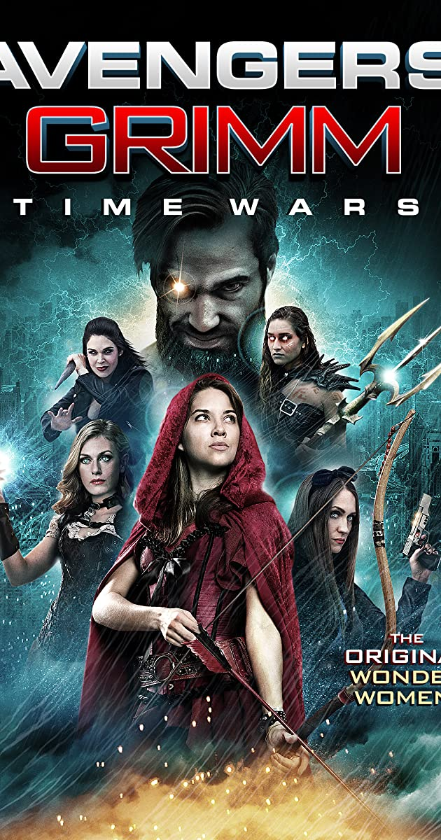 Subtitle of Avengers Grimm: Time Wars