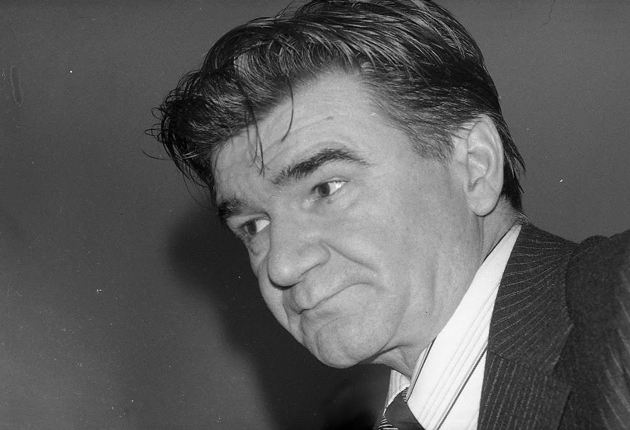 Stole Jankovic in Partizani (1974)