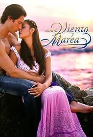 Marlene Favela and Sebastián Rulli in Contra viento y marea (2005)