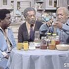 Redd Foxx, Whitman Mayo, and Demond Wilson in Sanford and Son (1972)