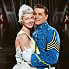 Doris Day and Gordon MacRae in The West Point Story (1950)