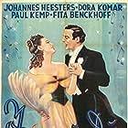 Fita Benkhoff, Johannes Heesters, Paul Kemp, and Dora Komar in Immer nur Du (1941)