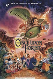 Once Upon a Forest (1993) Poster - Movie Forum, Cast, Reviews