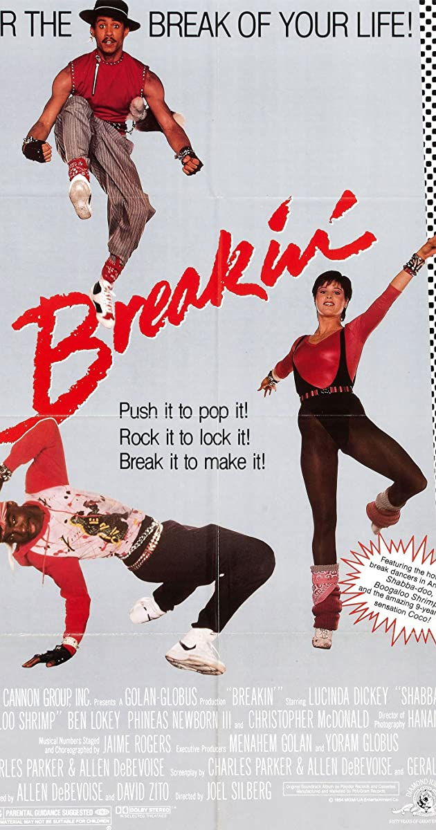 Subtitle of Breakin'