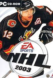 NHL 2003 (Video Game 2002) - IMDb