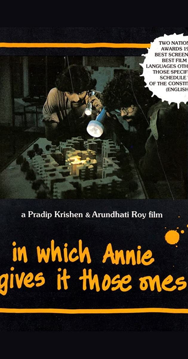 In Which Annie Gives It Those Ones (TV Movie 1989) - IMDb