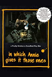 In Which Annie Gives It Those Ones (1989) Poster - Movie Forum, Cast, Reviews