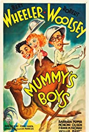 Mummy's Boys (1936) Poster - Movie Forum, Cast, Reviews