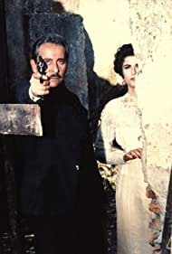 Domenico Modugno and Gabriella Saitta in Western di cose nostre (1984)
