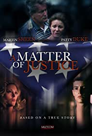 Martin Sheen and Patty Duke in A Matter of Justice (1993)