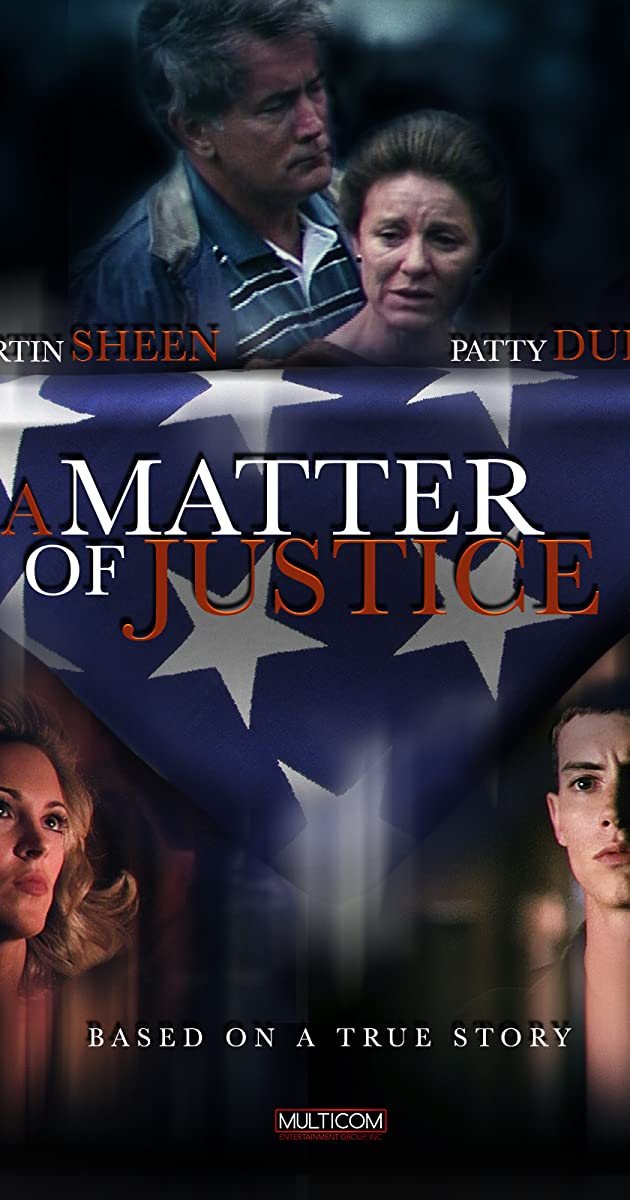 A Matter Of Justice Tv Movie 1993 Imdb