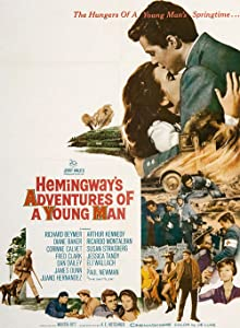 Movies website for free download Hemingway's Adventures of a Young Man Mark Robson [pixels]