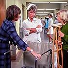 Josh Albee, Julie London, and Michael Morgan in Emergency! (1972)