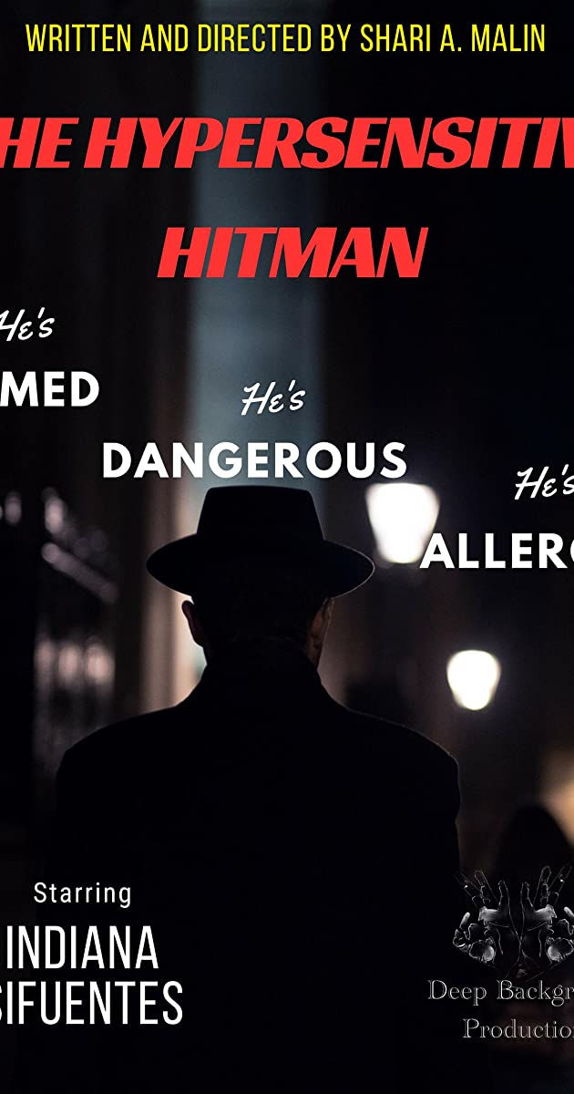 Download The Hypersensitive Hitman or watch streaming online complete episodes of  Season1 in HD 720p 1080p using torrent