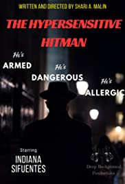 The Hypersensitive Hitman Poster
