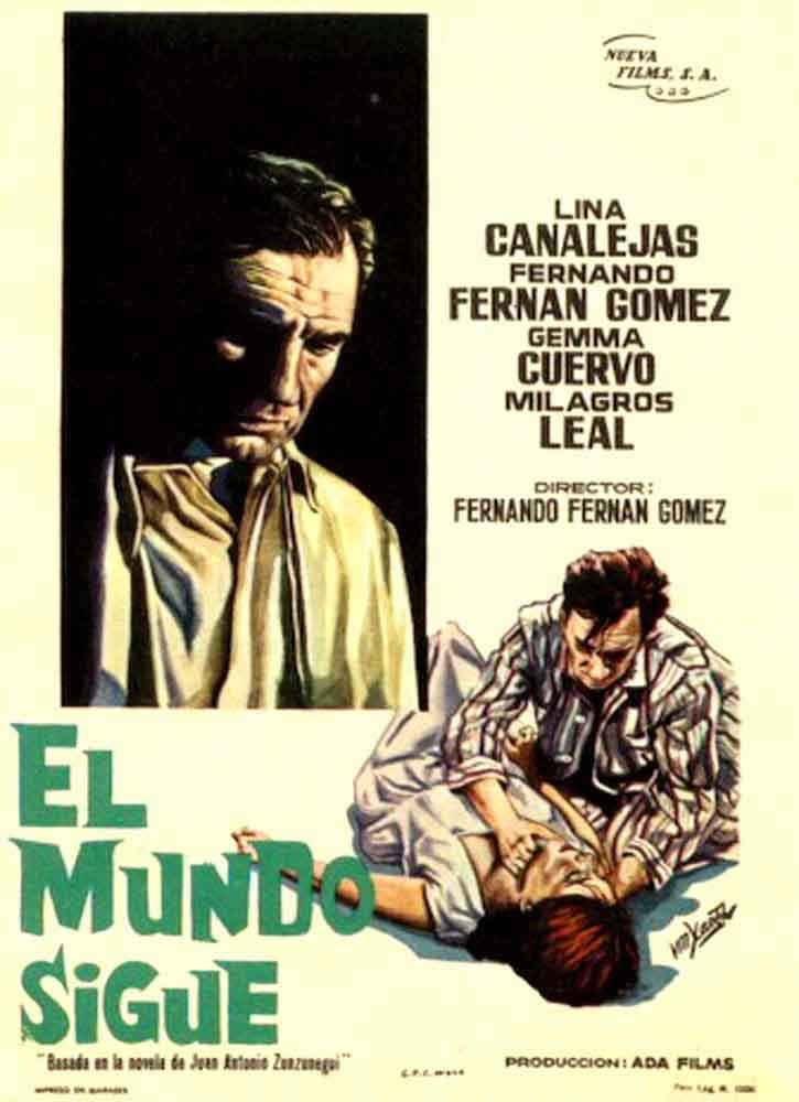 El mundo sigue (1965) - IMDb