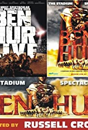 Ben Hur: The Hollywood Legend Comes Alive Poster