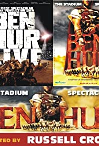 Primary photo for Ben Hur: The Hollywood Legend Comes Alive