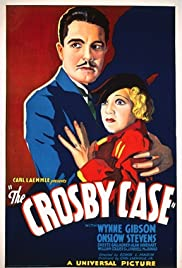 The Crosby Case Poster