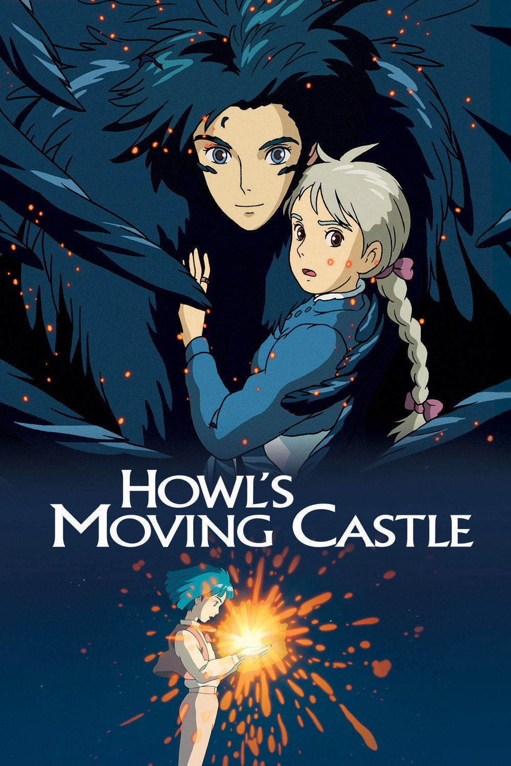 Howl's Moving Castle 2004 Dual Audio Hindi 720p BluRay 850MB ESubs