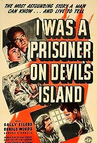 Primary photo for I Was a Prisoner on Devil's Island