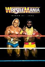 Hulk Hogan and Mr. T in WrestleMania (1985)