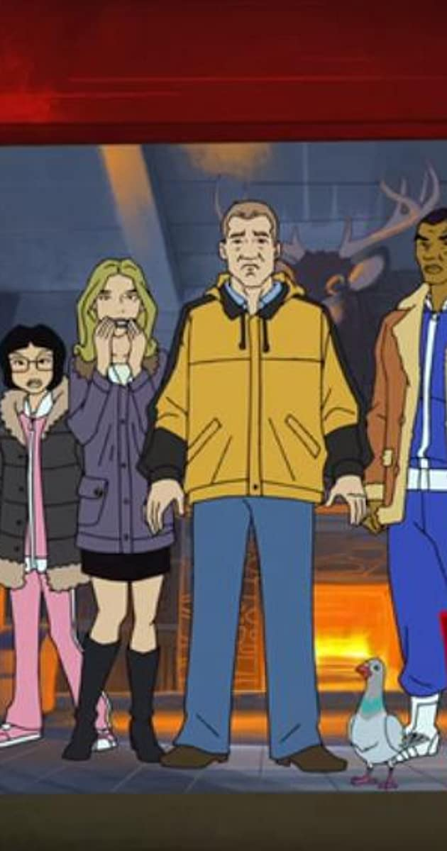 mike tyson mysteries old man of the mountain tv episode 2015 imdb
