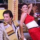 Rajesh Khanna and Tina Ambani in Bewafai (1985)