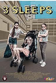 Amber Callaghan, Kiera Thompson, and Mollie Cowen in 3 Sleeps (2019)