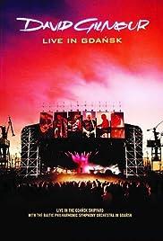 David Gilmour: Live in Gdansk Poster