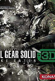 Metal Gear Solid: Snake Eater 3D Poster