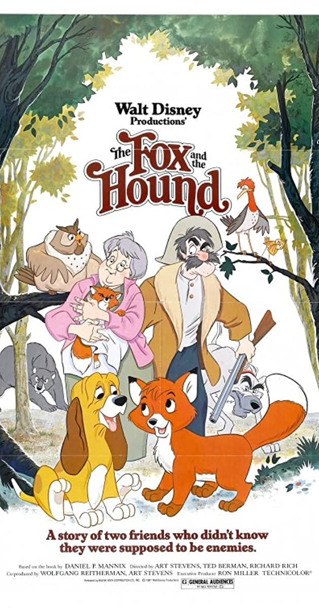 Subtitle of The Fox and the Hound