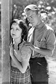 Richard Cromwell and Joan Peers in Tol'able David (1930)