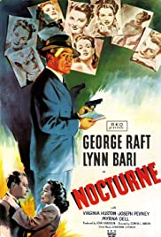 Nocturne (1946) Poster - Movie Forum, Cast, Reviews